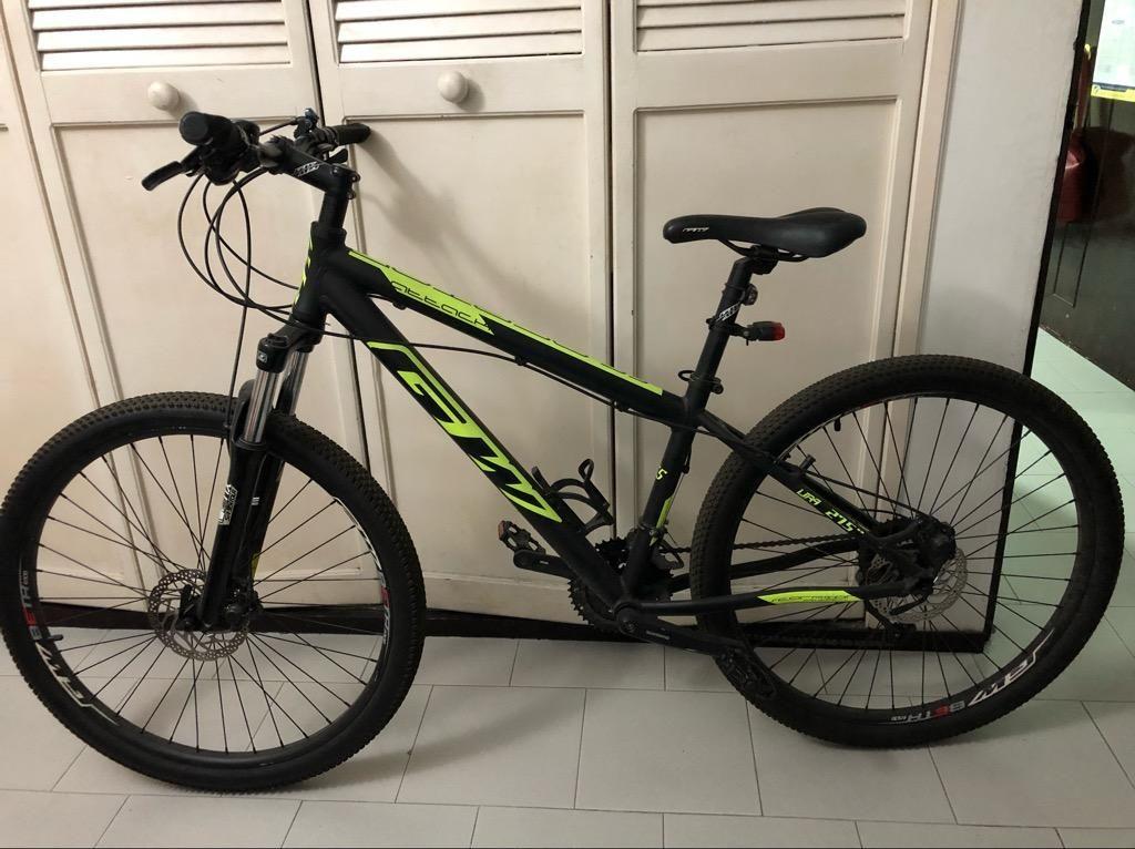 "Vendo Bicicleta Marco 15,5"""