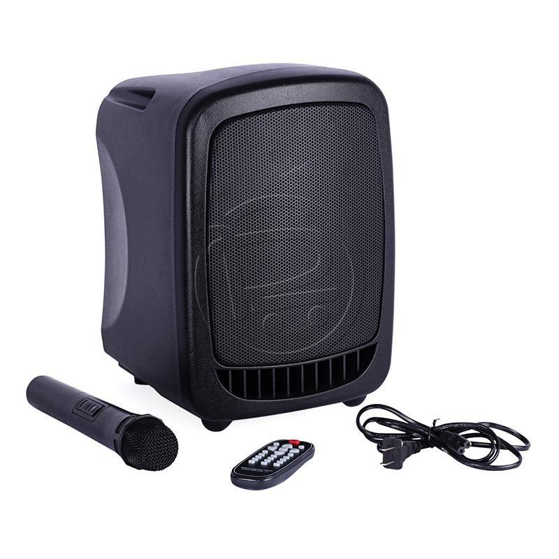Cabina Parlante Bluetooth con Micrófono Inalámbrico BLW