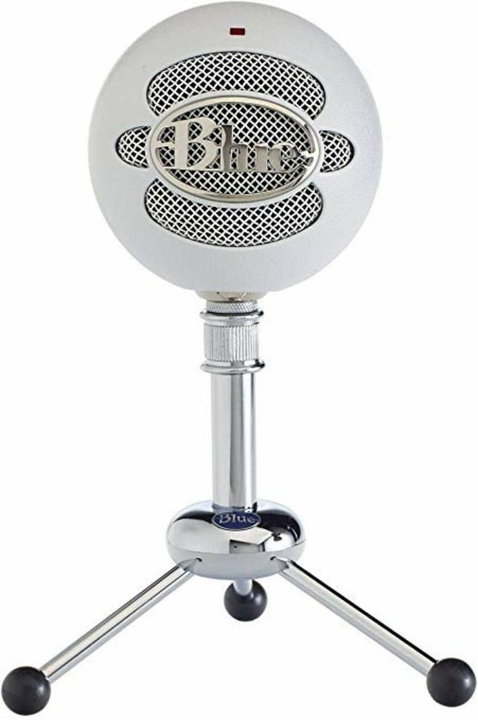Micrófono Condensador Blue Snowball