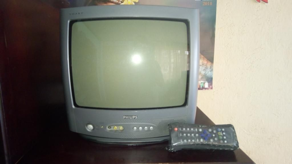 Televisor 14'' Marca Philips