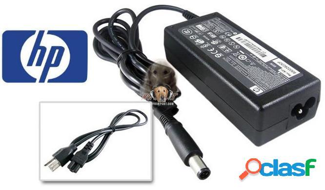 Adaptador Portatil HP Compaq Plug Aguja 65w