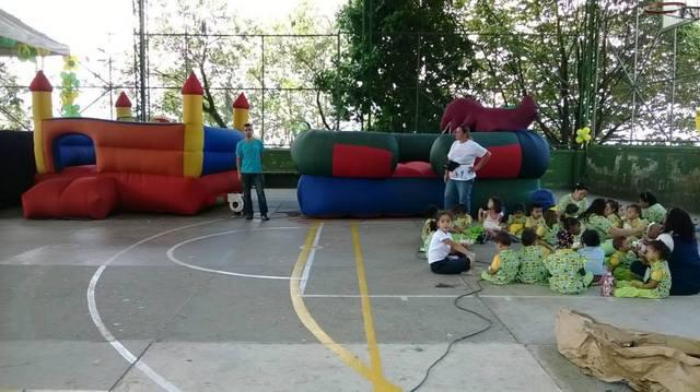 Alquiler de Inflables para fiestas infantiles en medellin