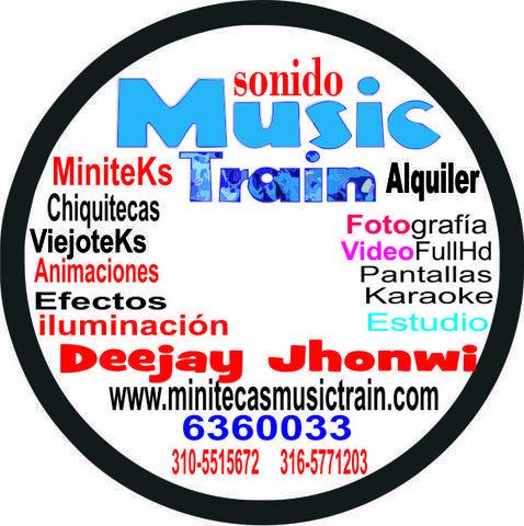 Alquiler de Sonido Profesional Music Train Bucaramanga
