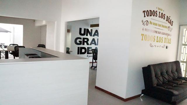Alquiler de oficinas amobladas con todos los servicios