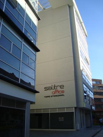 Arriendo de oficinas en Bogotá.