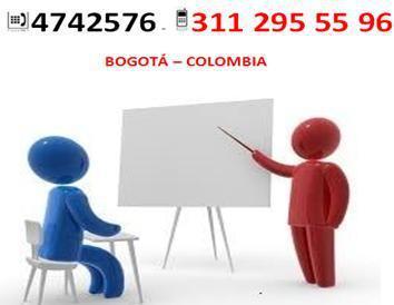 Asesorías, clases, tareas, refuerzos, Python, Bogotá,
