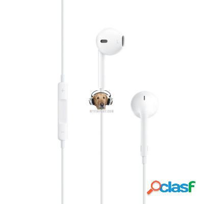 Audífonos Manos Libres Apple EarPods con Control Remoto
