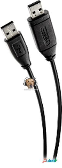 Cable USB para Transferencia de Datos PC a PC
