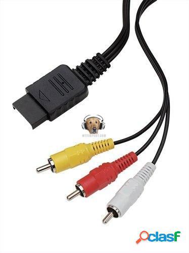 Cable de Audio y Video para Play Station 2