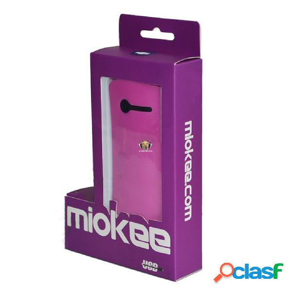 Cargador Portatil Miokee Power Bank 5500 mAh