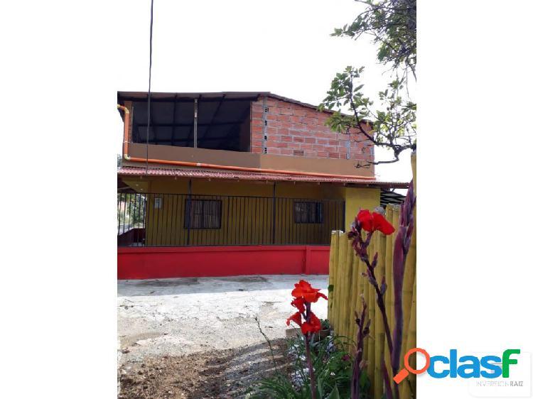 Casa campestre en Santa Barbara vereda San Isidro