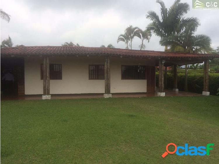 Casa campestre en venta Calarca, Quindio 3410
