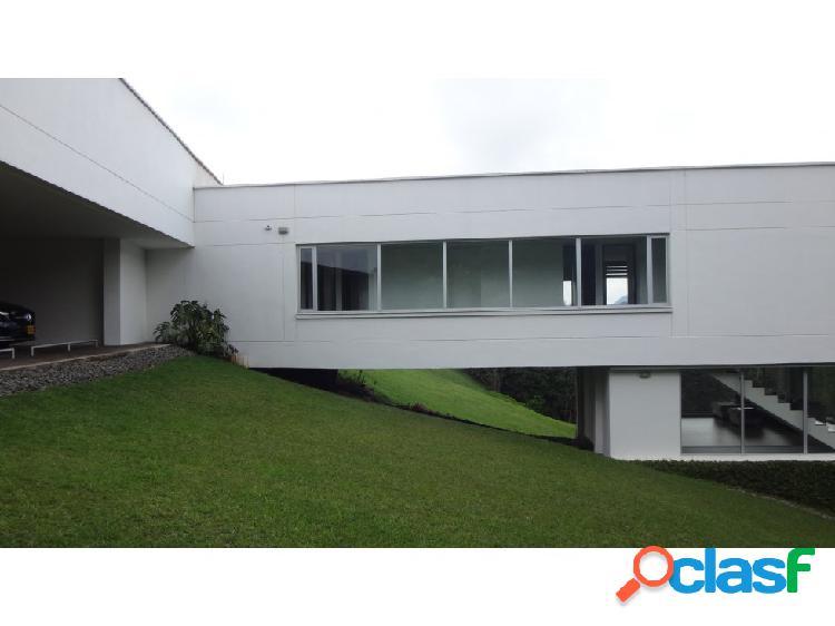 Casa en Venta Alto de las Palmas Envigado