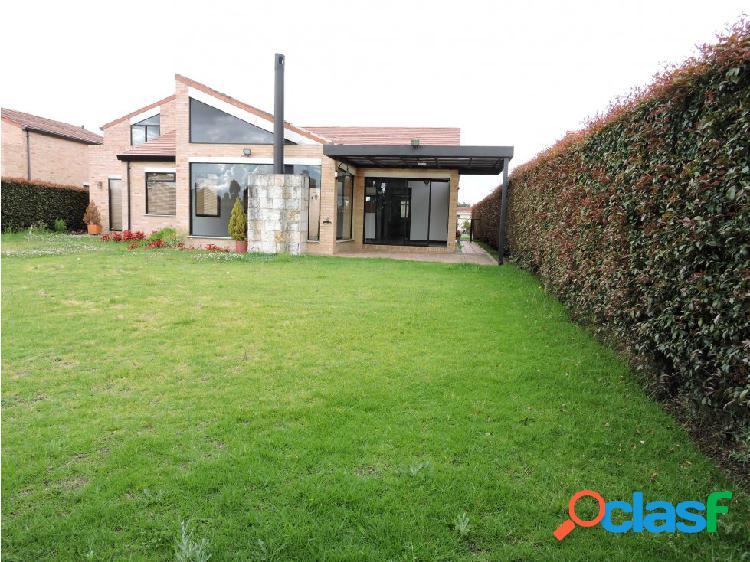Casa en Venta en Cajica Chunugua