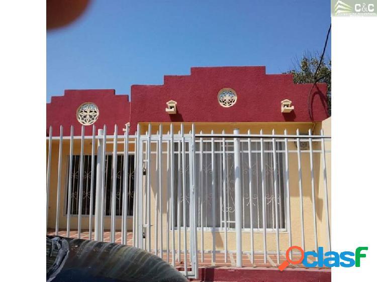 Casa en venta en Santa Marta 90462-0