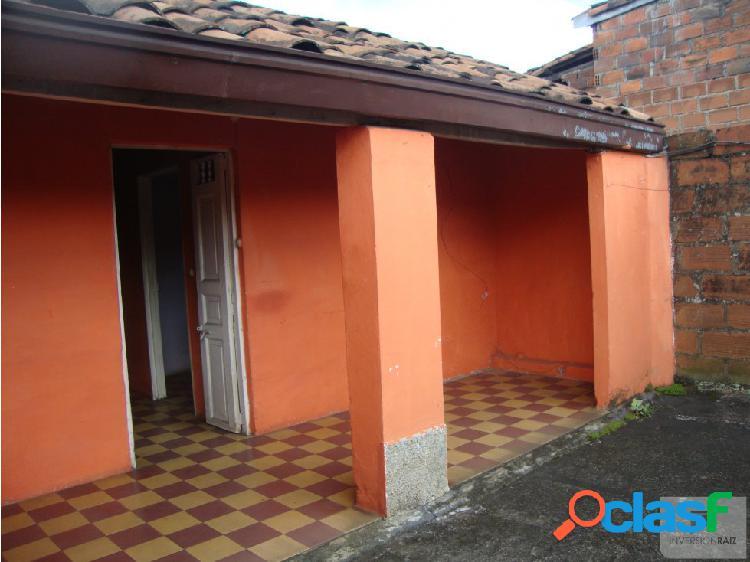 Casa lote en venta Campo Valdes Medellin