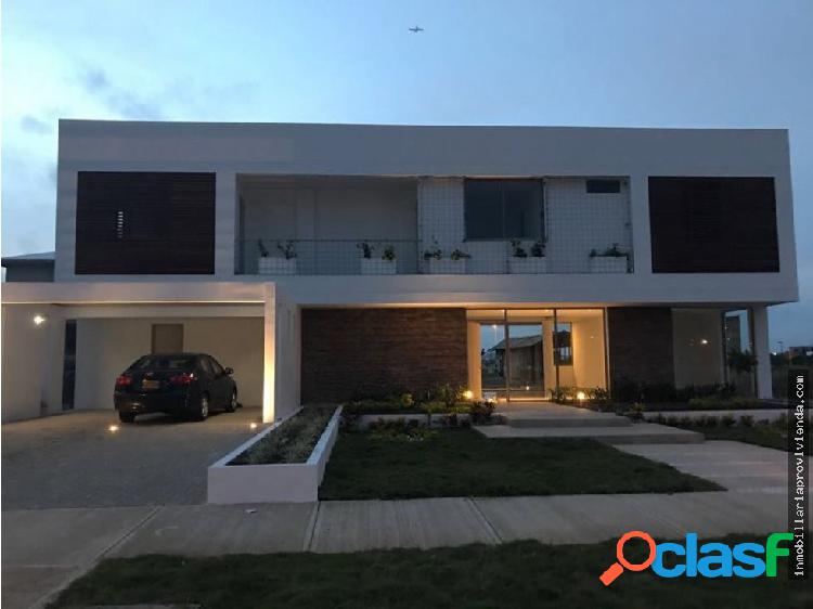 Casa lujoso en zona norte Cartagena de indias