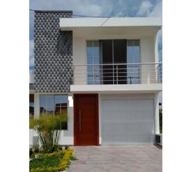 Casa nueva para estrenar 4 habitaciones 160m2 construidos