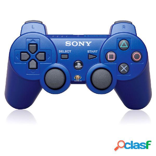 Control Inalambrico para Play Station 3 DualShock 3 Azul