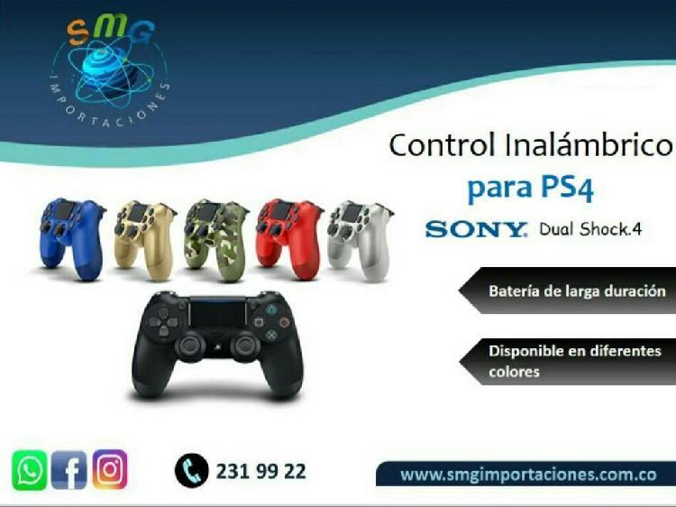 Control Inalámbrico para Playstation 4