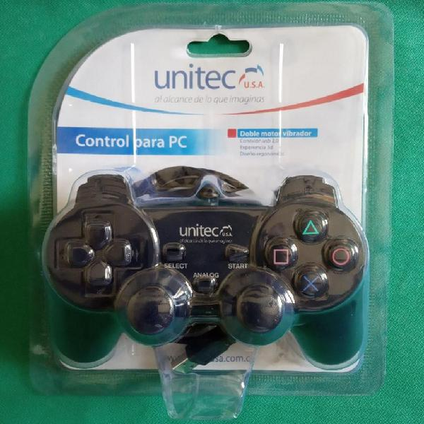 Control PlayStation para PC