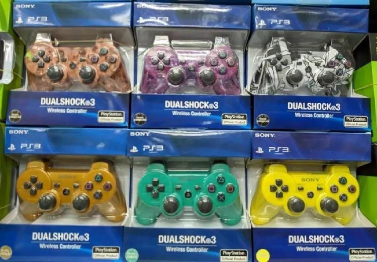 Control Playstation 3 Ps3 Bluetooh Juegos Inalambrico