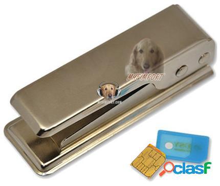 Cortadora de SIM Card Para Ipad o Iphone 4