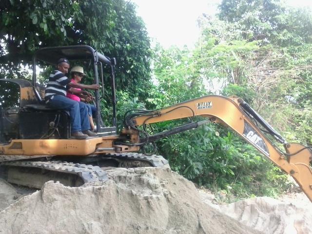 Curso De Excavadora De Llanta Y Oruga