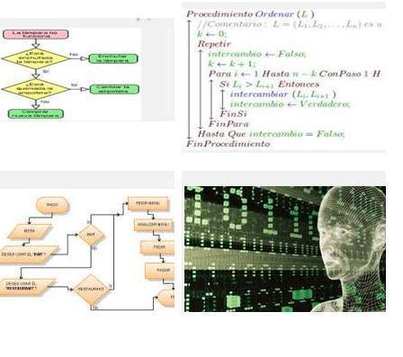 Curso de programación básica, pensamiento algorítmico,