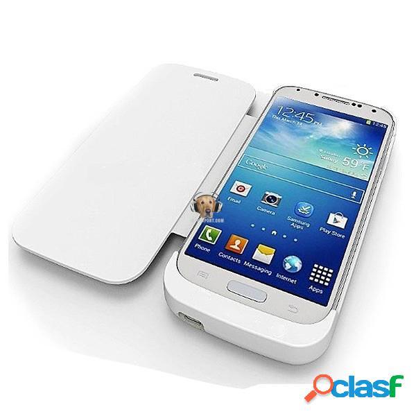 Estuche con Bateria para Samsung Galaxy S4 3000 mAmp J&R