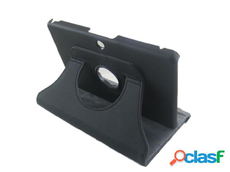 Estuche de cuero giro 360 grados para blackberry Playbook