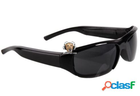 Gafas Oscuras con Cámara HD 720p