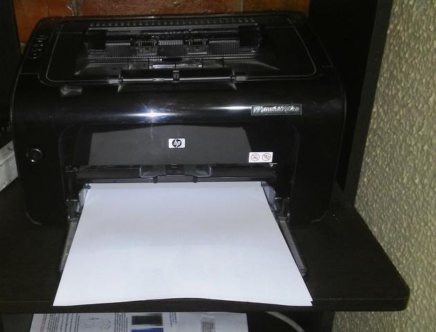 Impresora HP Laser Jet P1102W Baratisima!!!!