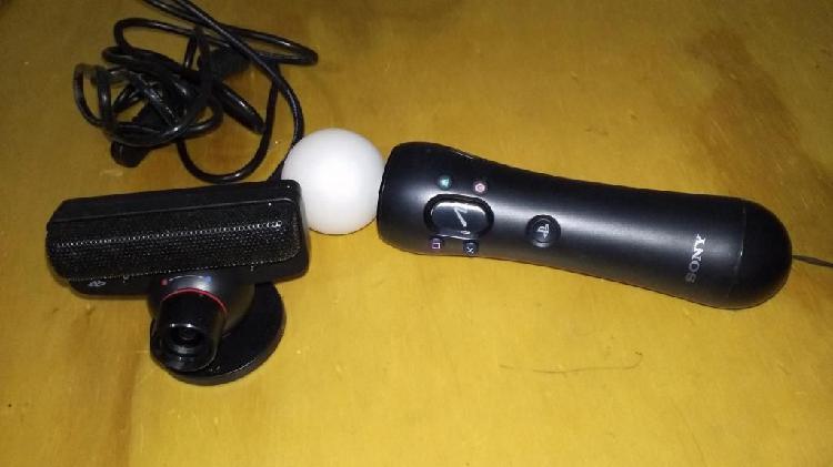 Kit PlayStation Move para PS3