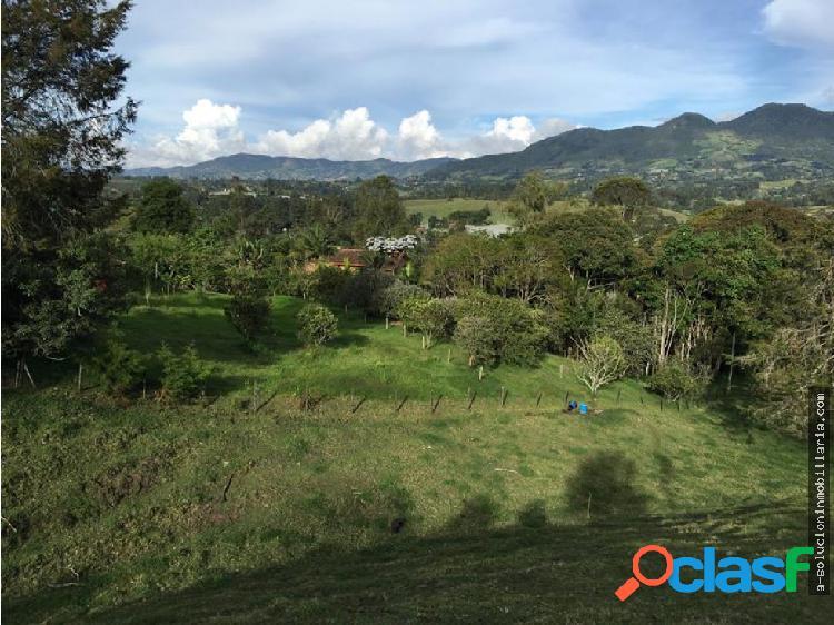 Lote en Venta Rionegro Antioquia
