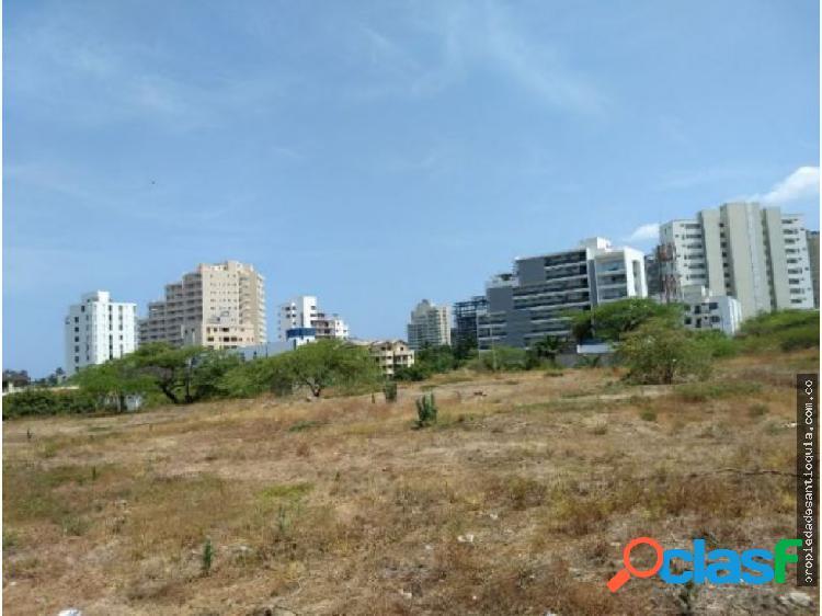 Lote en Venta sector Bello Horizonte Santa Marta