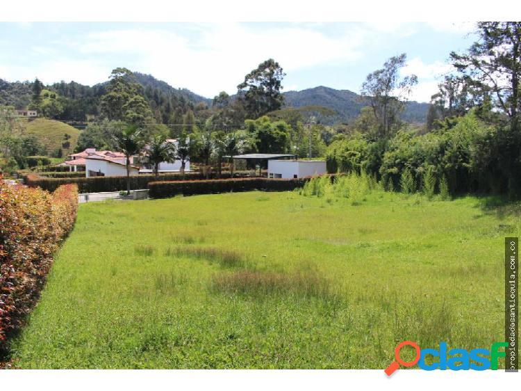 Lote en Venta sector Villa Elena en El Retiro