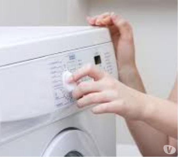 Mantenimiento y reparación de electrodomésticos.