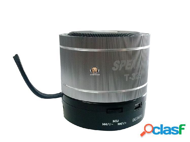 Mini Parlante MP3 Lee Micro SD USB Aux