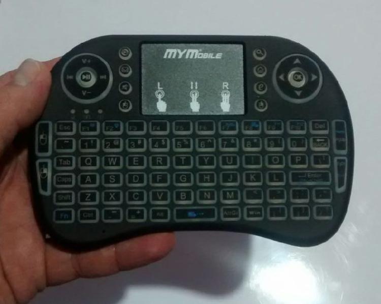 Mini Teclado MyM Control Total sin Cables