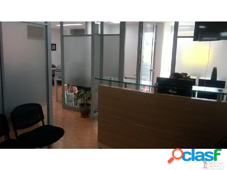 Oficina en arriendo en Medellin, El Poblado