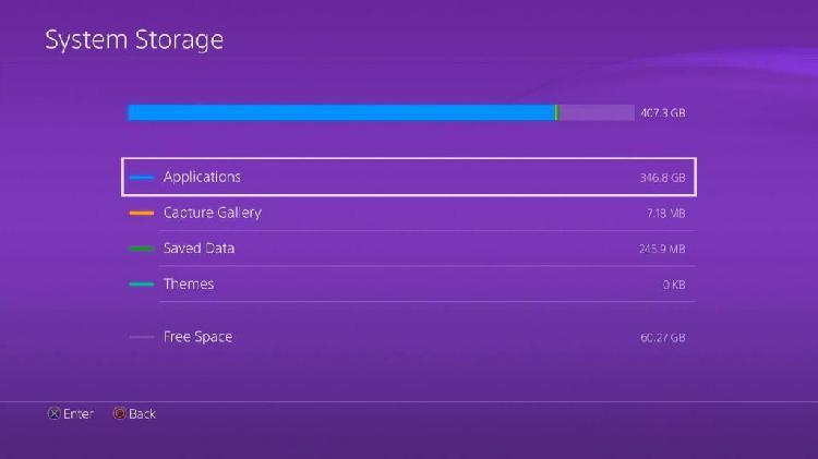 PS4 DISCO 1TB para playstation 4