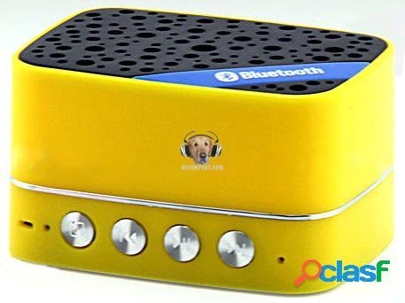 Parlante Bluetooth Mini Box HD BTS-108