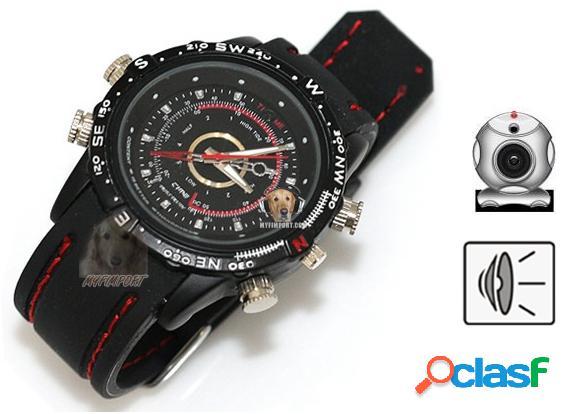Reloj Resistente al Agua con Camara Espia 1280×960