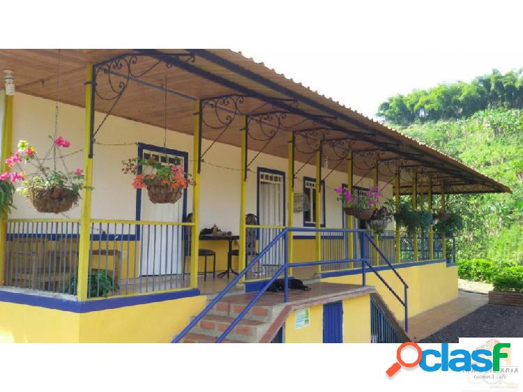 Se Vende Espectacular Finca