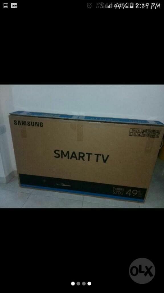 Se Vende Smart Tv Samsung de 49 Pulgadas