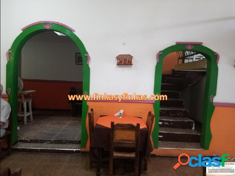 Se vende Restaurante en Tebaida