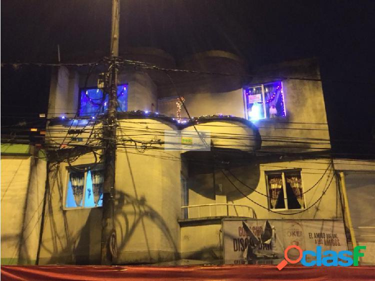 Se vende casa en el barrio san Nicolas