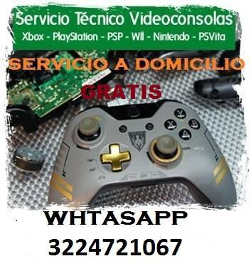 Servicio tecnico de todo tipo de control de xbox y