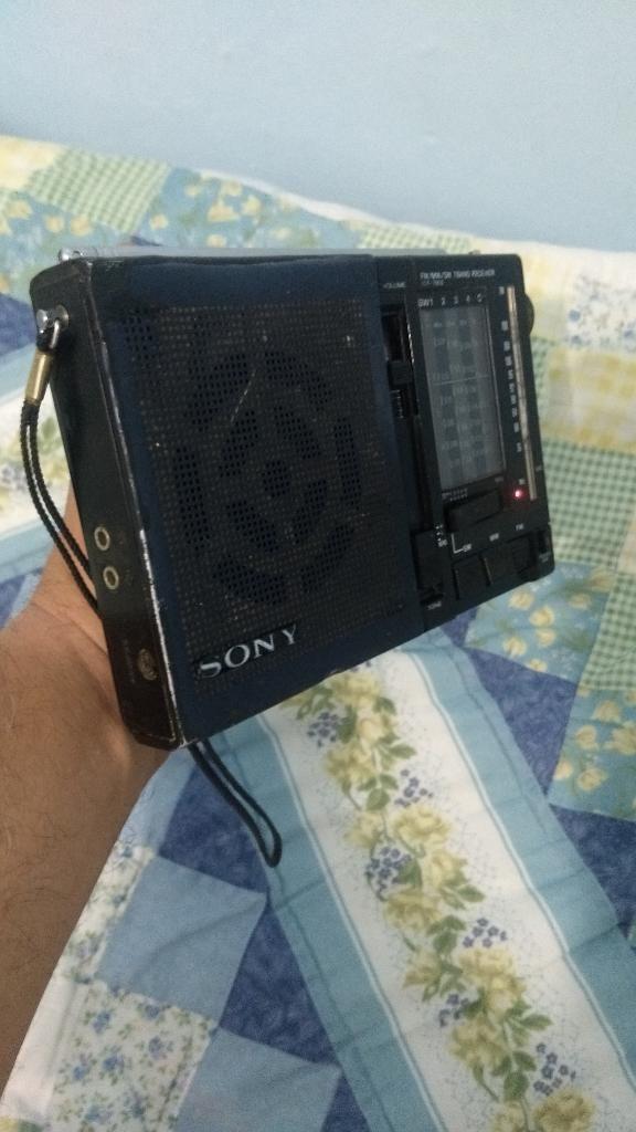 Sony 7 Bandas Original